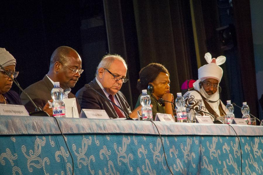 Panel 1: Le sfide dell'Africa globale