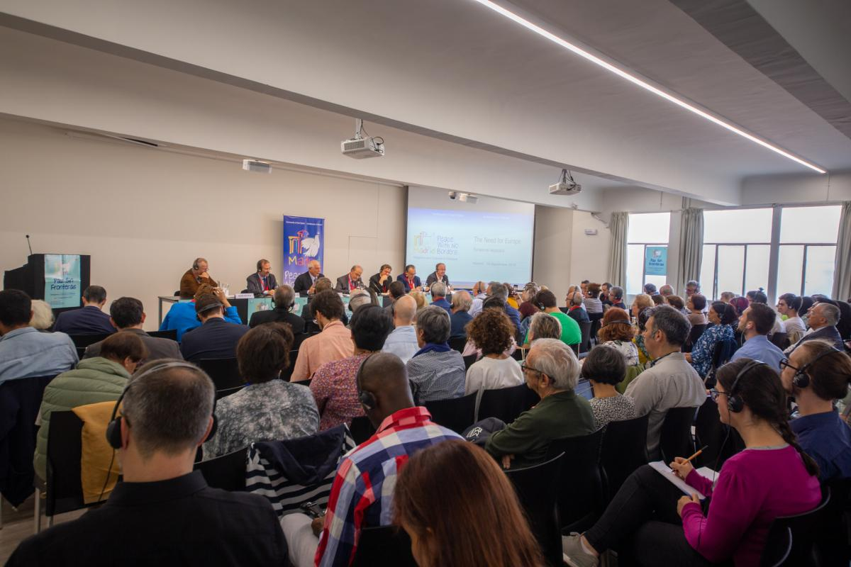 (Madrid) Panel 4 - C'è bisogno dell'Europa