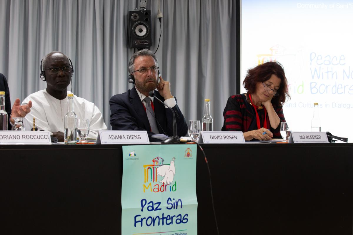 (Madrid) Panel 15 - Prevenire i genocidi
